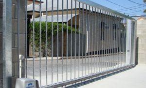 Commercial Gates Brisbane Australia - Automatic commercial , Electric commercial, commercial Security Gates