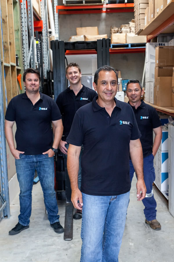 Commercial Team Gates Brisbane