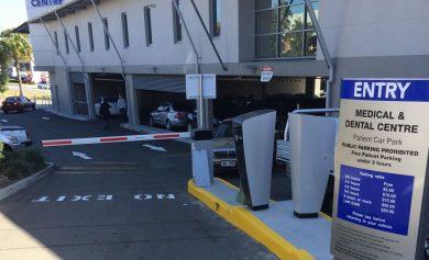 Parking Management System Project - Medical Centre Car Park: Southport