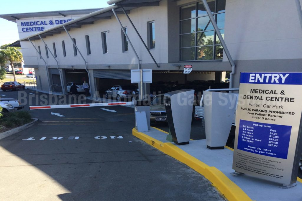 Boom Gates Brisbane: Barrier, Car Parks, Automatic, Electric, Security