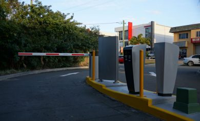 Minnie Street Southport Automatic Car Parking System Gold Coast Brisbane Amano