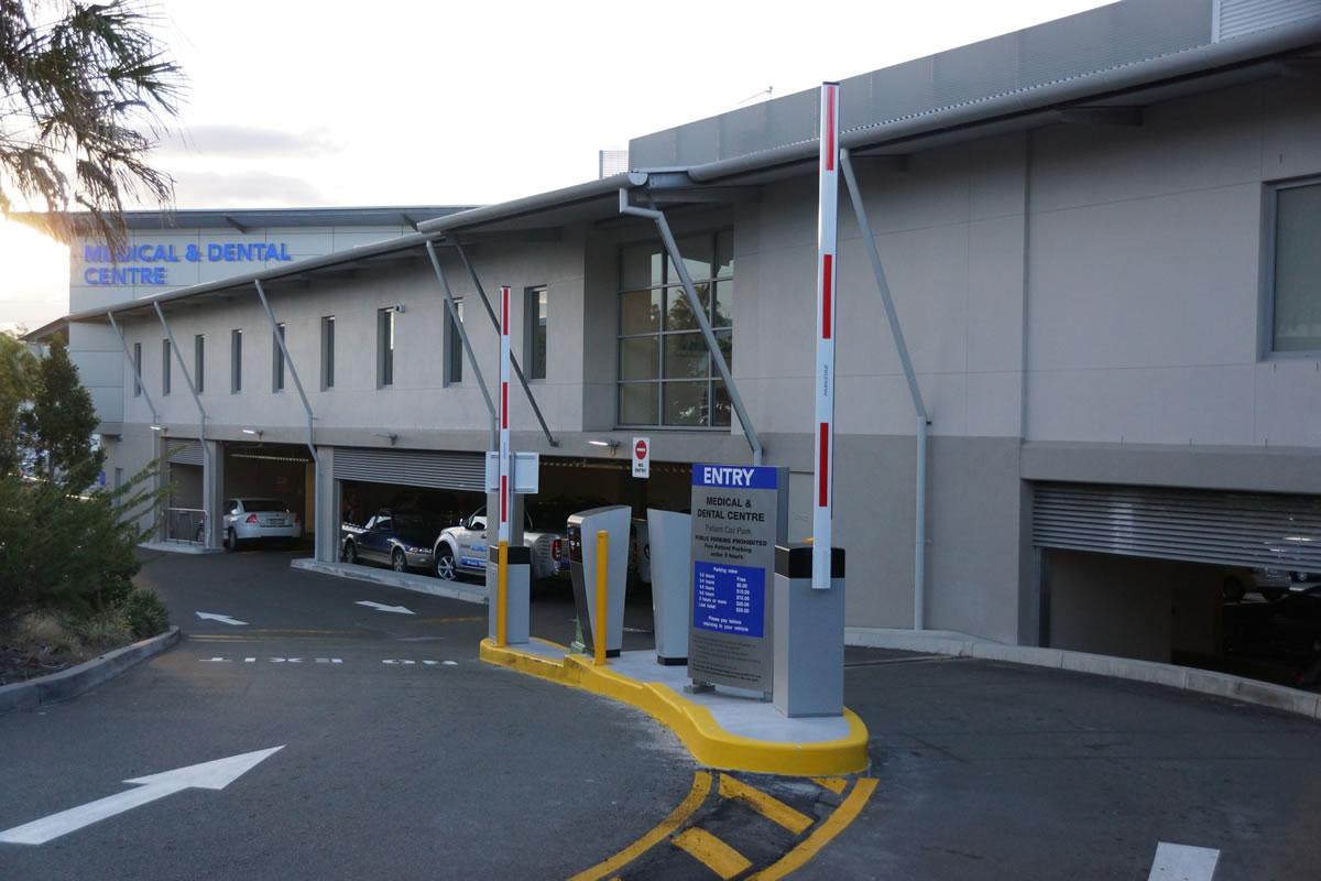 Automatic Car Parking System Gold Coast Brisbane Amano