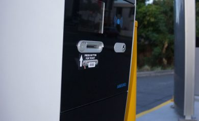 Parking Ticket Machine System - Car Parking Solutions Australia