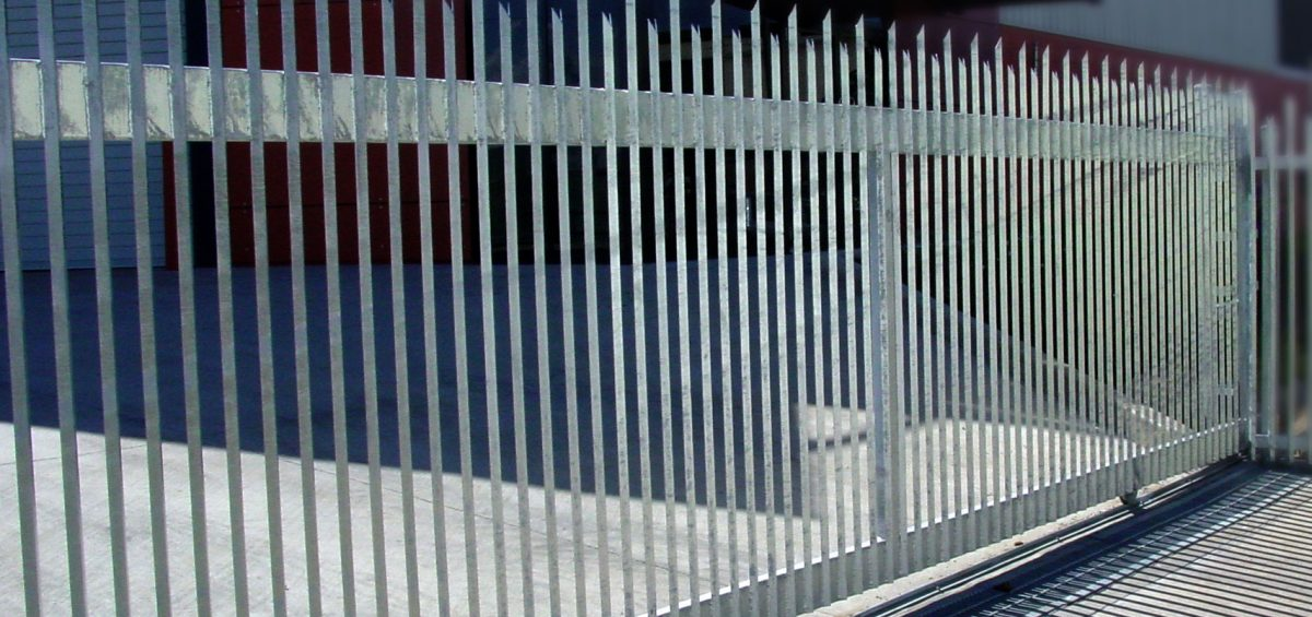 Industrial Security Gates to Secure your Business in Australia
