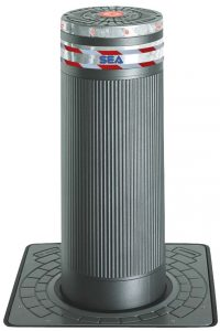 Rising Automatic Safety Security Traffic Bollards
