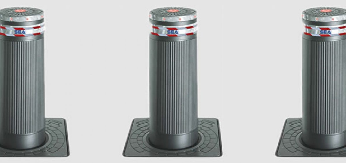 Automatic Safety Security Traffic Bollards