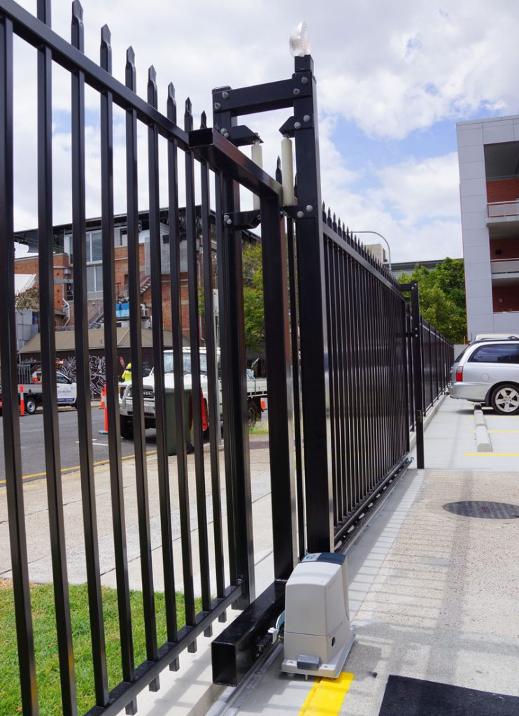 Industrial Gates Brisbane Commercial Automatic Safety Gates