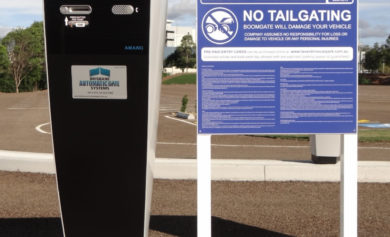 Parking Ticket Machine System - Car Parking Solutions Australia, Gold Coast