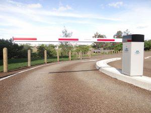 Boom Gate Car Parking System Gold Coast Brisbane