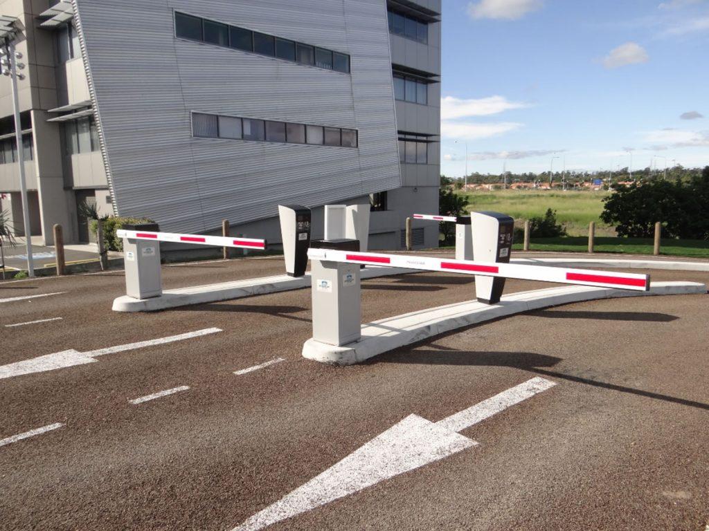 Boom Gates Brisbane Barrier Car Parks Automatic