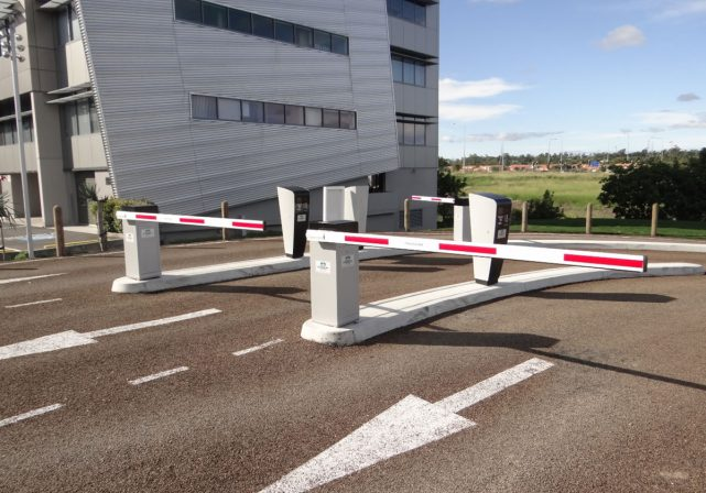 Parking Ticket Machine System - Laver Drive Car Park: Robina