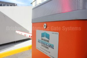 automated gates for commercial