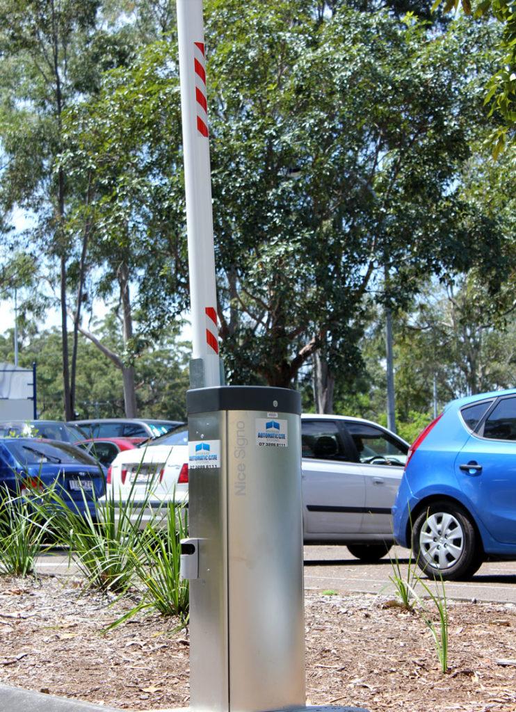 Boom Gates Brisbane Australia