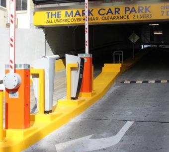 parking station system revenue